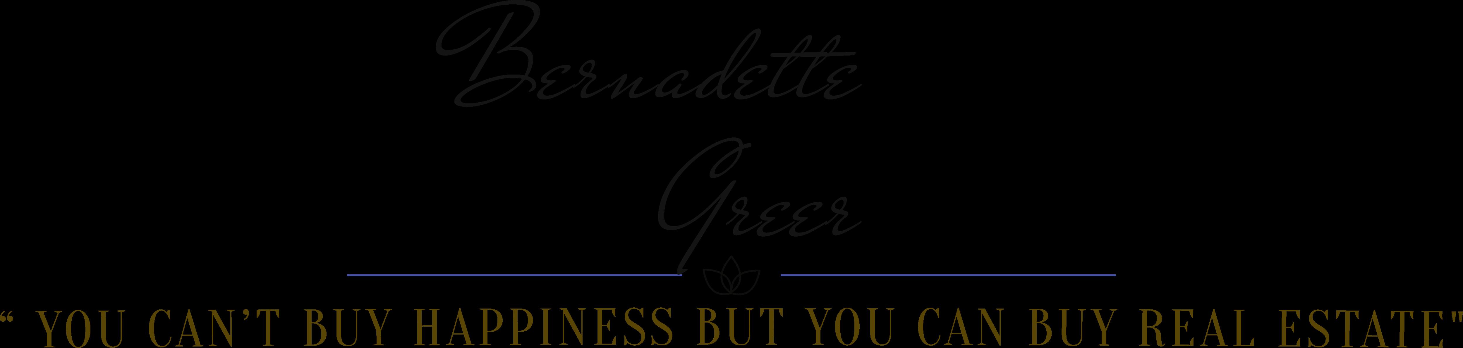 Bernadette Greer